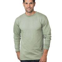 Adult 6.1 oz., 100% Cotton Long Sleeve T-Shirt Thumbnail